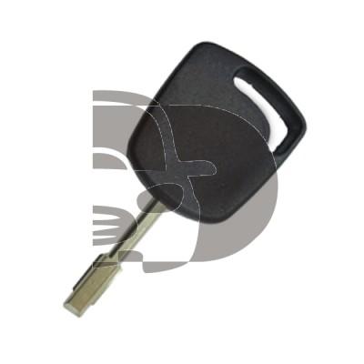 LLAVE CON TRANSPONDER FORD  ID4C  FO21P