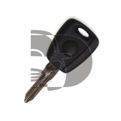 LLAVE PARA TRANSPONDER FIAT  GT15
