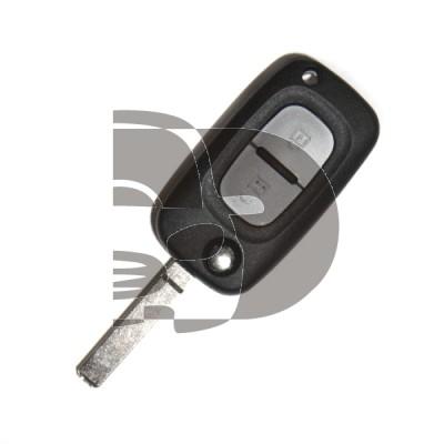 CARCASA MANDO PLEG. RENAULT CLIO III/G.MODUS 2 BOT