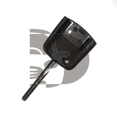 LLAVE PARA MANDO PLEGABLE SKODA ID48  HU66