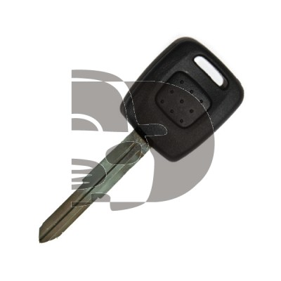 LLAVE CON TRANSP. LUZ SSANGYONG MUSSO  ID48  SSY2