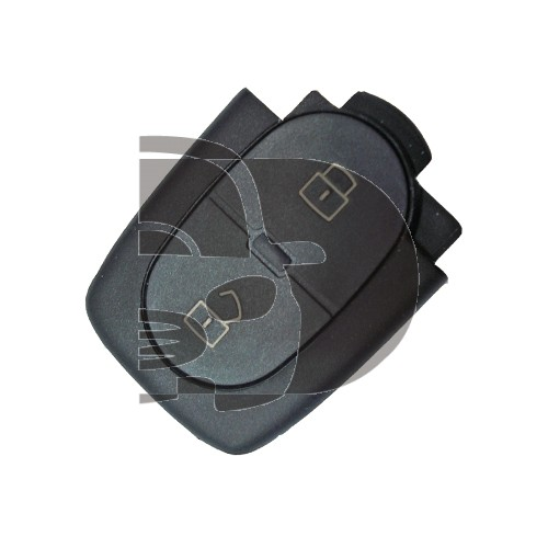 SHELL REMOTE AUDI 2 BUTTONS