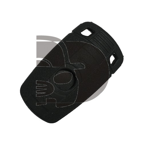 SHELL REMOTE BLACK BLUE 4 BUTTONS
