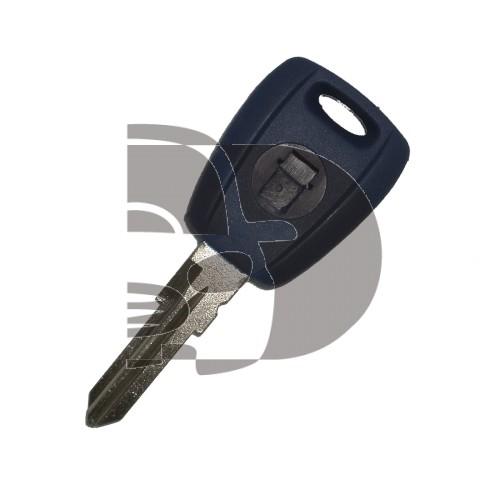 KEY FIAT FOR TRANSPONDER T5 - PROFILE GT15