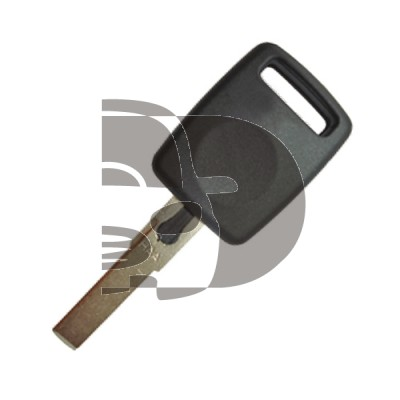 KEY WITH TRANSPONDER