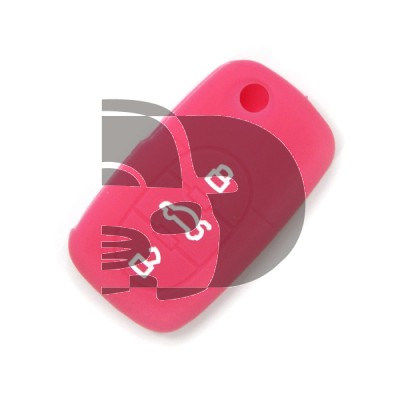 AUDI 3 BUTTONS SILICON COVER