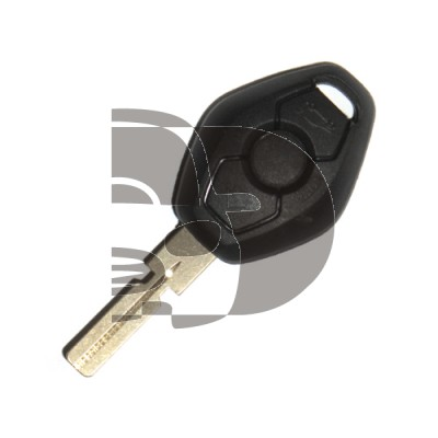 SHELL REMOTE BMW 3 BUTTONS