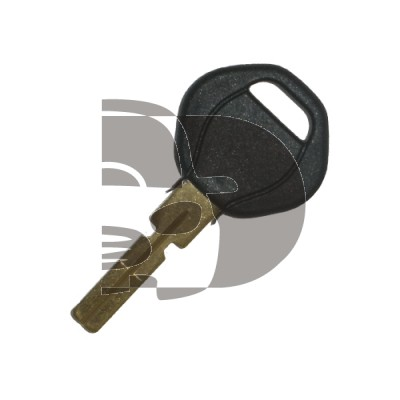 KEY FOR TRANSPONDER BMW - HU58