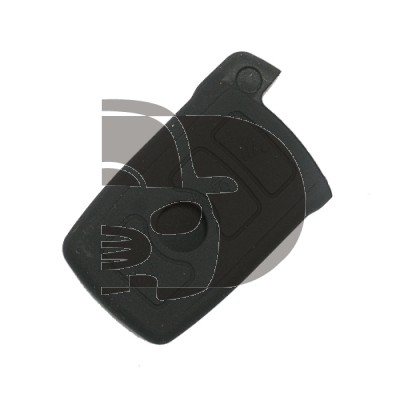 SHELL REMOTE BMW BLACK 4 BUTTONS