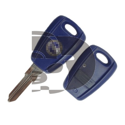 SHELL REMOTE FIAT 1 BUTTONS