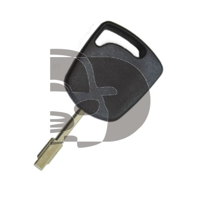 KEY FOR TRANSPONDER FORD P. BLUE