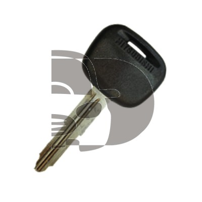 KEY WITH TRANSPONDER -COLT- (ID4C)