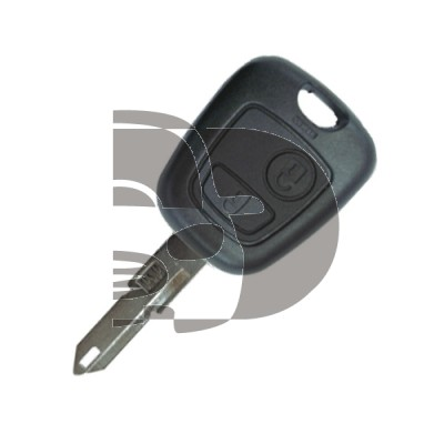 SHELL REMOTE P-206 +2001 2 BUTTONS