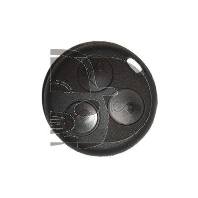 REMOTE SMART 03-06 3 BUTTON (WITHOUT BLADE)