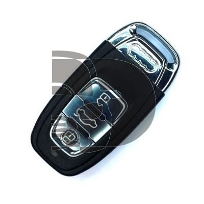TELEMANDO KEYLESS AUDI A4 8K ID4A 868MHZ 3 BOT