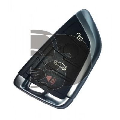 CARCASA TELEMANDO BMW 4 BOT (G SERIES)  HU100R