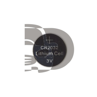 BATTERY CR2032 3.0V LITHIUM