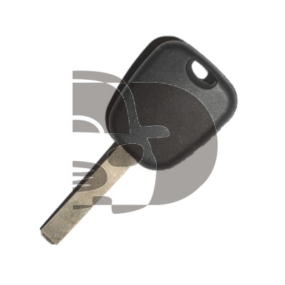 KEY FOR TRANSPONDER CITROËN C2-C3 (VA2)
