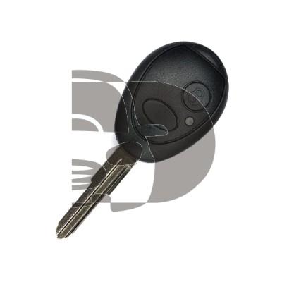 CARCASA TELEMANDO ROVER  NE75  2 BOTONES