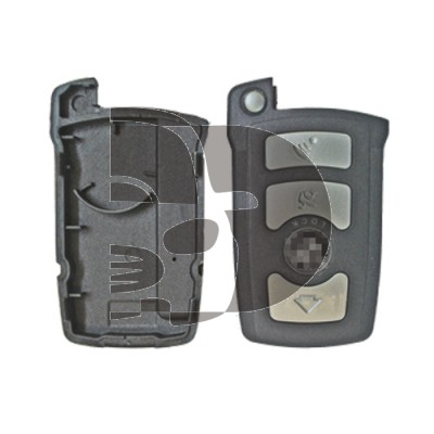 COQUE BMW KEY LESS - 3 BOUTONS