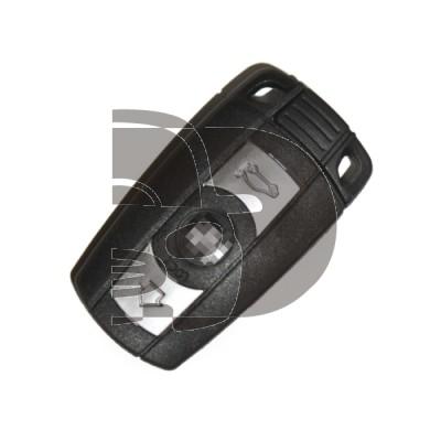 CLE+TELECOMMANDE BMW 3 BOUTONS KEYLESS ID46 315LPM