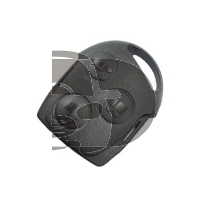 COQUE TELECOMMANDE FORD 3 BOUTONS