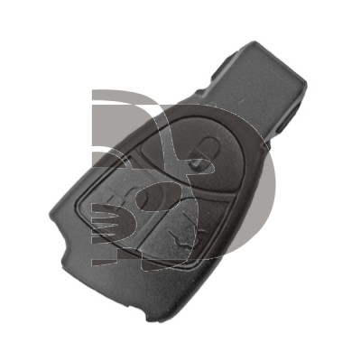 COQUE MERCEDES 3 BOUTONS