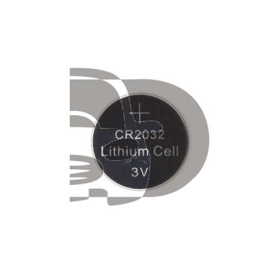 BATERIA CR2032 3.0V LITIO