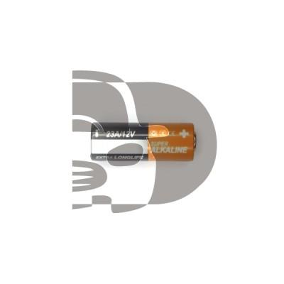 BATERIA 23A 12V ALCALINA 0% CADMIO/MERCURIO