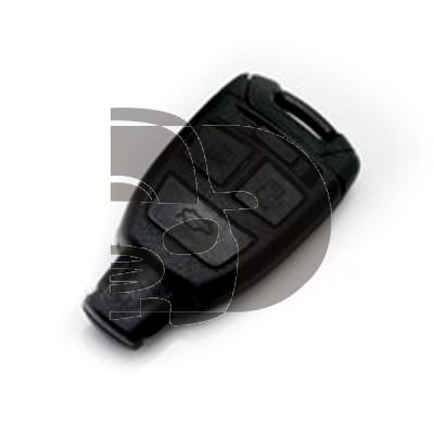 CARCASA TELEMANDO FIAT 3 BOT KEYLESS SIP22
