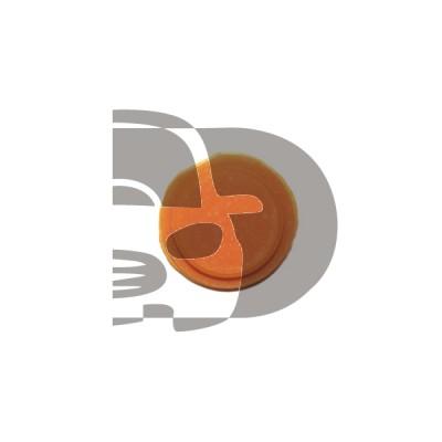 BOUTONNIERE SMART 99-02 1 BOUTON (ORANGE)