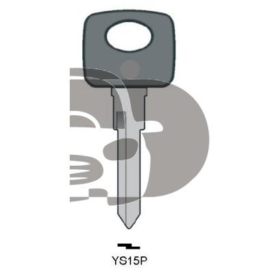LLAVE SENCILLA MERCEDES-VW  YM15