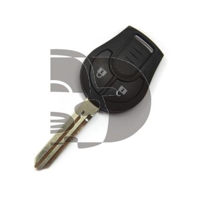 Transponder ID41 key blade NSN14 for Nissan Micra Almera Primera P11